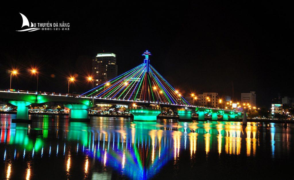 Cầu Sông Hàn Đà Nẵng - Cầu xoay đầu tiên tại Việt Nam