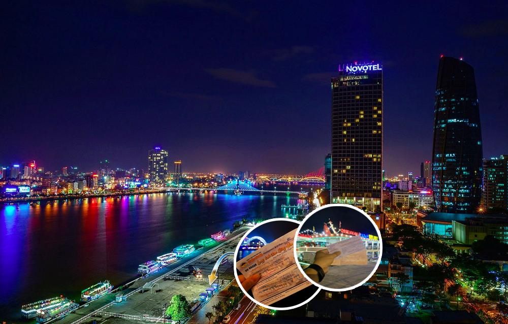 Địa điểm bán vé du thuyền sông Hàn Đà Nẵng